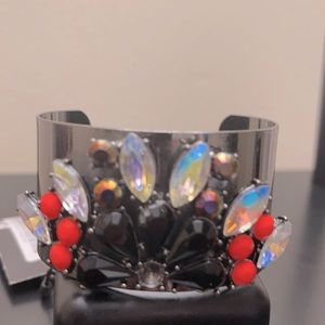 Jeweled Cuff. Bought in Japan